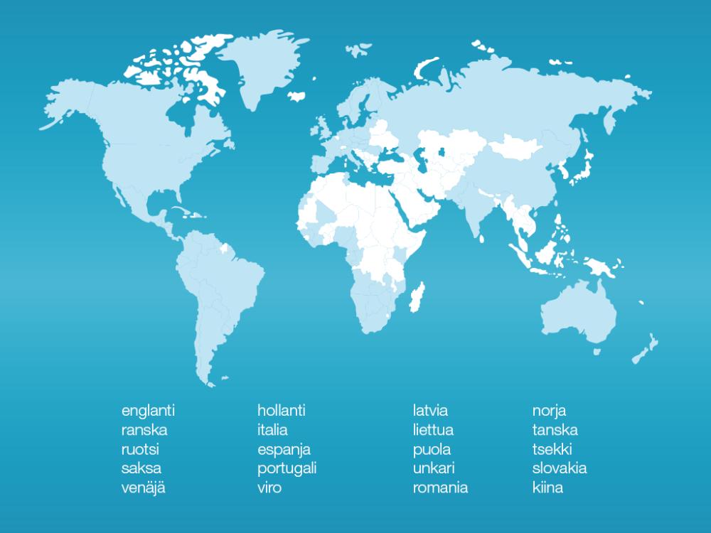 maailmankartta_kielet